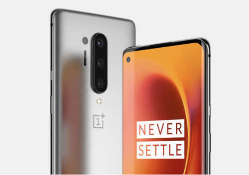 OnePlus 8 Pro Leaked: Snapdragon 865, Four-Cameras, Digging Hole Screen