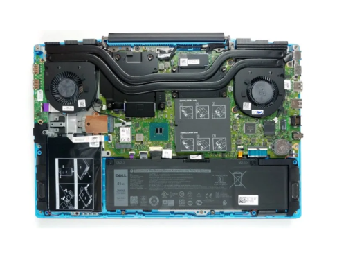 Inside Dell G3 15 3590 – disassembly and upgrade options