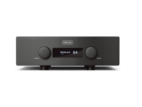 Hegel Music Systems H390 Integrated Amplifier Review