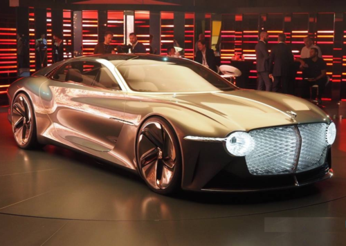 Bentley mulls concept-inspired W12 tourer with no roof but a big price tag