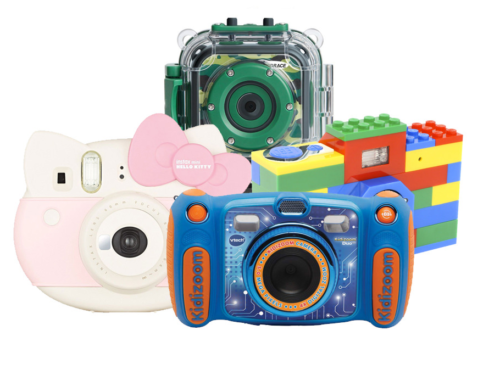 Top 15 Best Digital Cameras For Kids 2019