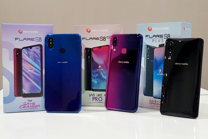 Cherry Mobile Flare S8 Pro Review