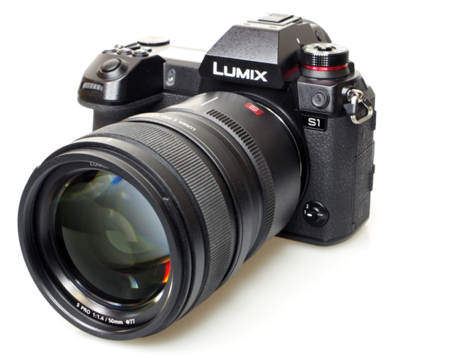 Panasonic Release Firmware Update For Lumix S And G Series Cameras