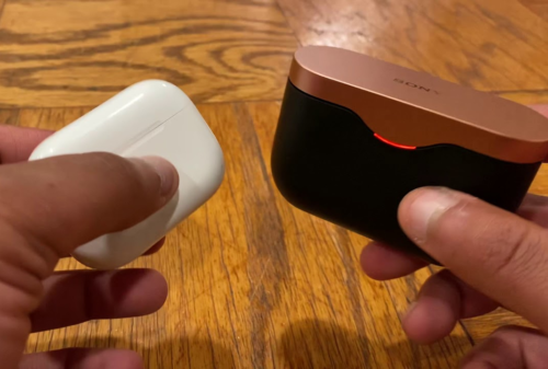 Apple AirPods Pro vs. Sony WF-1000XM3 : And the winner is…