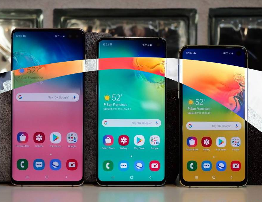 One colorful Galaxy S11 leak