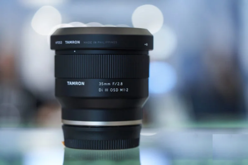 First Impressions: Tamron 35mm F2.8 Di III OSD M1:2 (Sony FE Mount)