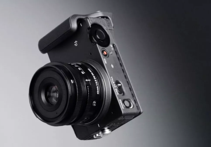 Hands-on: The Sigma fp is shaping up to be an impressive camera for video pros