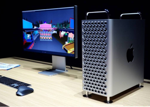 The Mac Pro's $400 wheels are missing a pretty essential feature