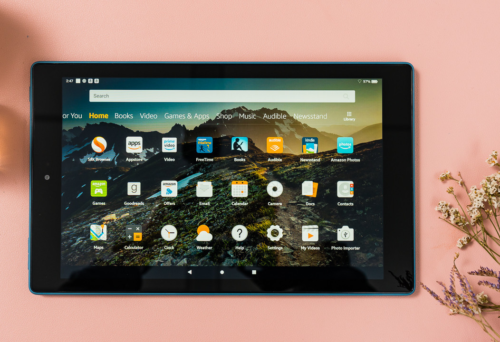 Amazon Fire HD 10 (2019) review