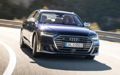 2020 Audi S8 review: International first drive