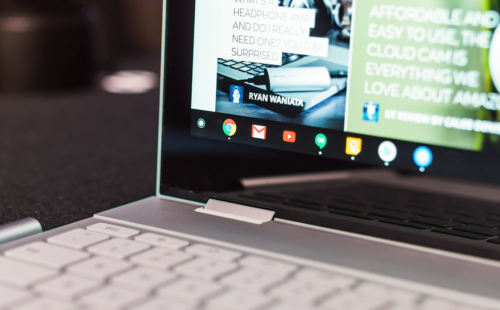 Chrome OS will soon let you know when your Chromebook is about to die