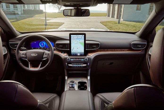 Ford's Newest Tech Offering Steals One of BMW's Coolest Features