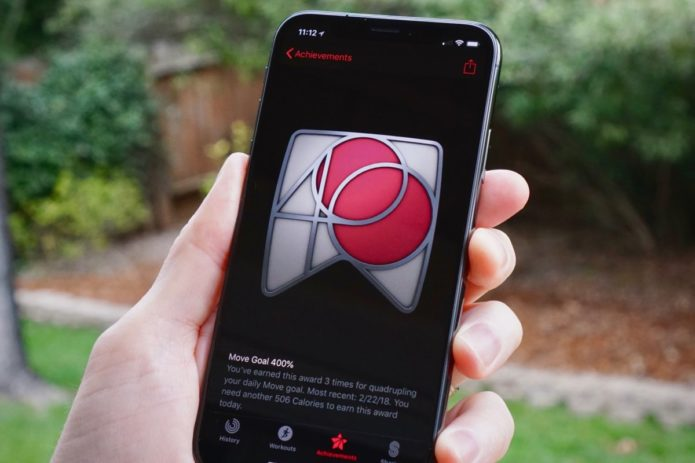 How to get all of the Apple Watch Activity badges