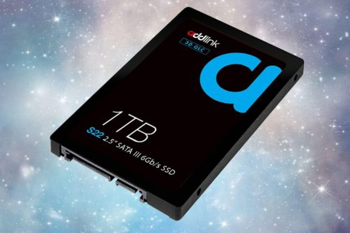 Addlink S22 QLC SSD review: Quad-level cell NAND that sustains write speeds, on the cheap