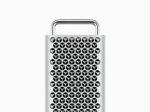 It looks like Calvin Harris already has the new Mac Pro