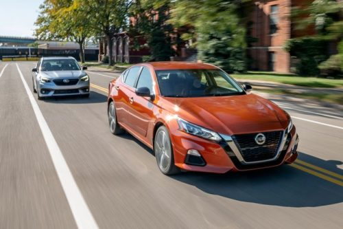 2020 Nissan Altima vs. 2020 Subaru Legacy: Which AWD Mid-Size Sedan Is Best?