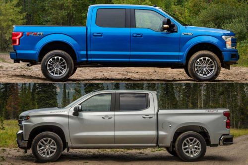 2020 Ford F-150 vs. 2020 Chevrolet Silverado: Which Is Better?