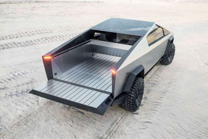 Tesla Cybertruck is the craziest pick-up ever – and we love it