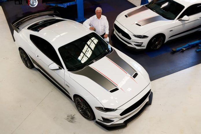 Exclusive: 635kW Ford Mustang special revealed