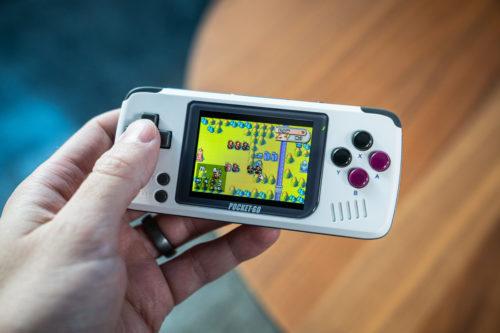 PocketGo review: Portable retro gaming bliss