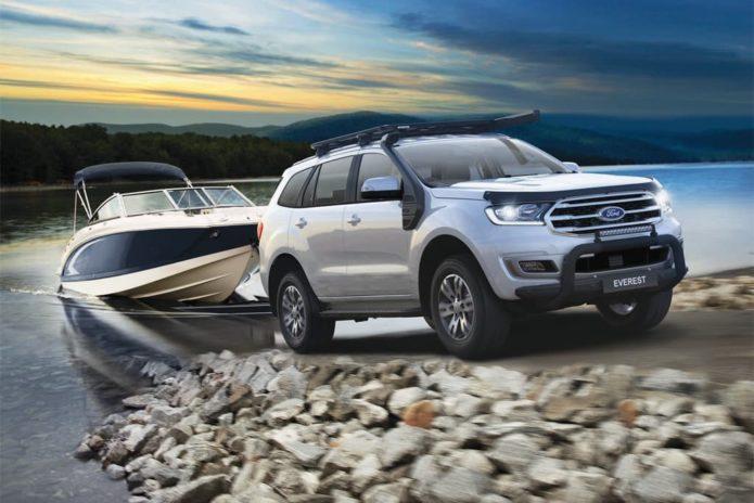 Ford Everest BaseCamp released