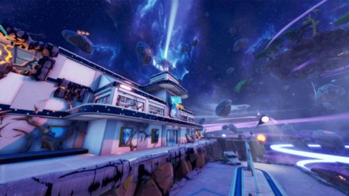 Fortnite Creative used to create full game called Fourth Dimension