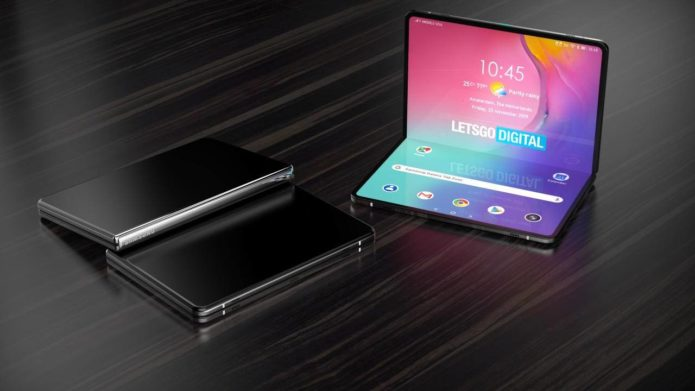 Galaxy Tab Fold could be a clamshell tablet you can put in your pocket