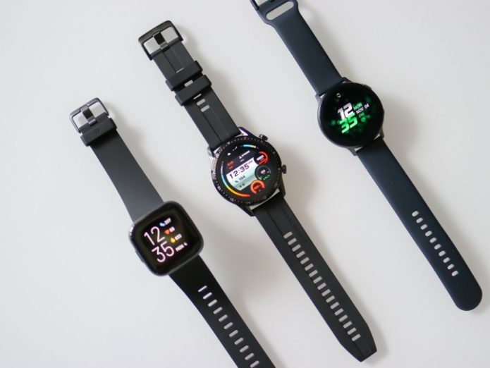 Huawei Watch GT 2 vs Samsung Galaxy Watch Active 2 vs Fitbit Versa 2: Which smartwatch to get?