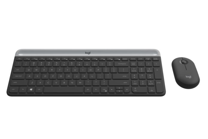 Logitech's MK470 Slim Wireless Keyboard and Mouse Combo: A solid budget bundle