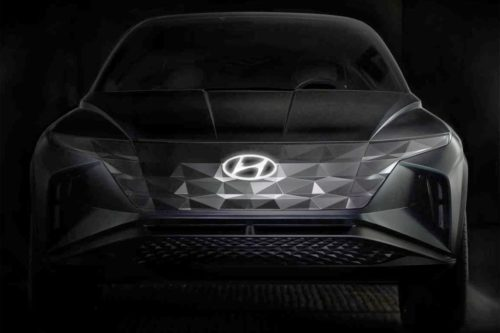 Hyundai UV concept teased