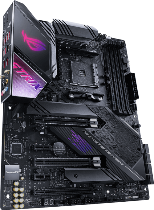 ASUS ROG STRIX X570-E GAMING MOTHERBOARD REVIEW