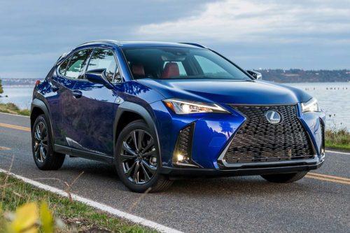 2020 Lexus UX Review