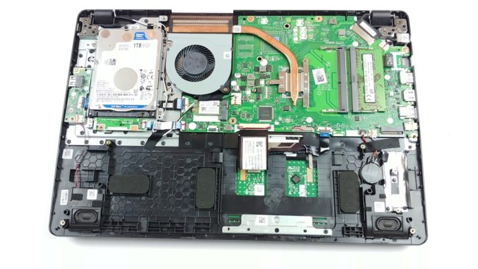 Inside Acer Aspire 3 (A315-42) – disassembly and upgrade options