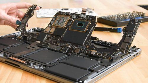 Teardown: Apple's 16-inch MacBook Pro fails repairability test