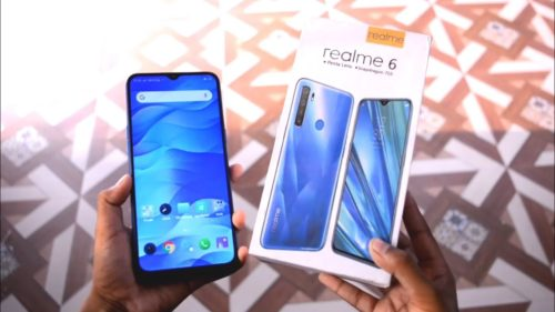 Realme 6 Leaked: Snapdragon 710, Four Rear Camera