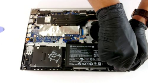 Inside HP ProBook 450 G6 – disassembly and upgrade options