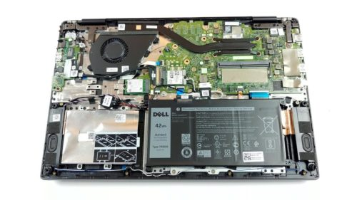 Inside Dell Vostro 5590 – disassembly and upgrade options