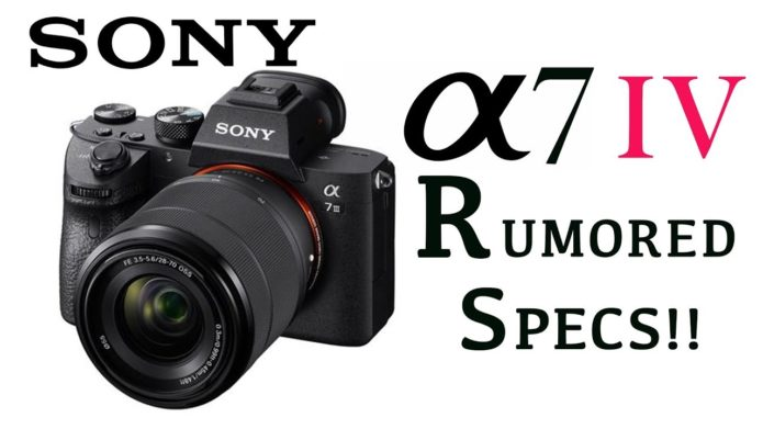 First Rumored Sony A7 IV Specs