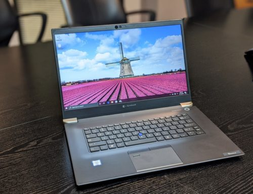 Dynabook Tecra X50-F review: This lightweight 15-inch business notebook falls a bit short
