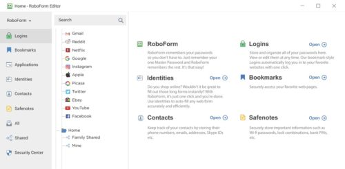 Roboform Everywhere review: Solid password security