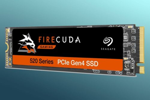 Seagate FireCuda 520 NVMe SSD review: Outstanding performance and 4th-gen PCIe