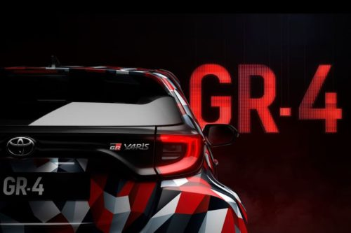 Toyota Yaris GR-4 debut delayed