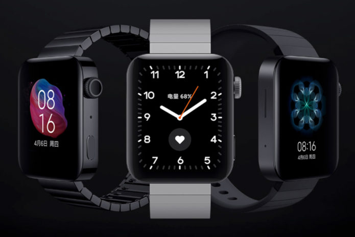 How much of an Apple Watch ripoff is the Xiaomi Mi Watch? This much