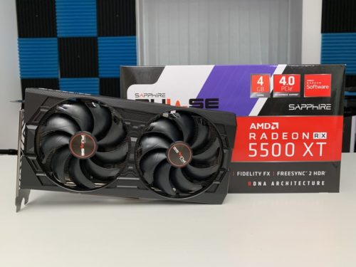 Sapphire Radeon RX 5500 XT Pulse 4 GB Review