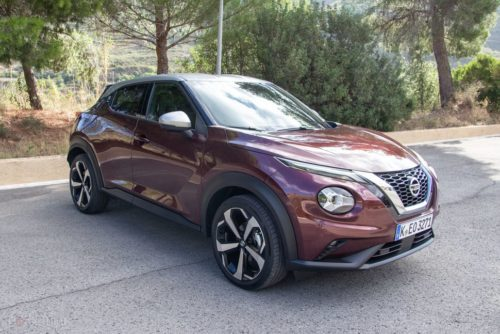 Nissan Juke (2019) review: Put up your Jukes