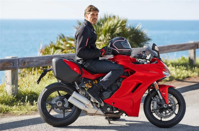 5 Things You Need To Know About The Ducati Supersport