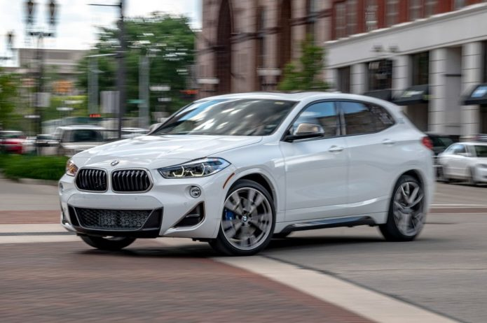 2019 BMW X2 M35i Is the Hot Hatch of BMW SUVs