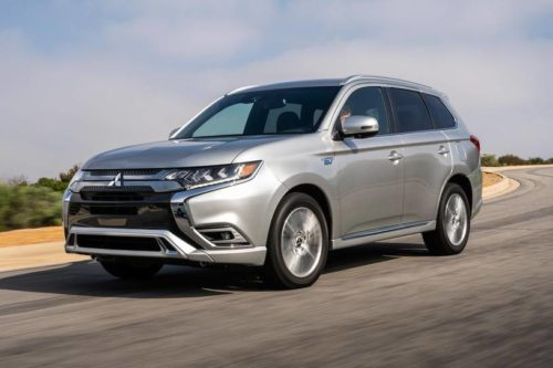 2020 Mitsubishi Outlander PHEV pricing and specs