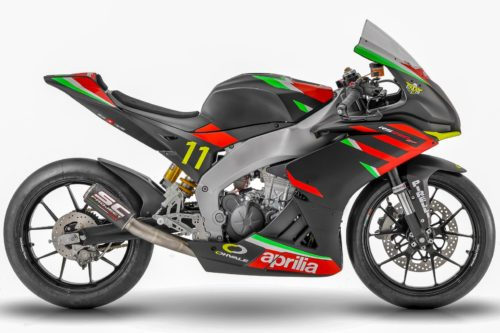 APRILIA RS 250 SP: ROAD RACERS FOR YOUNG RIDERS