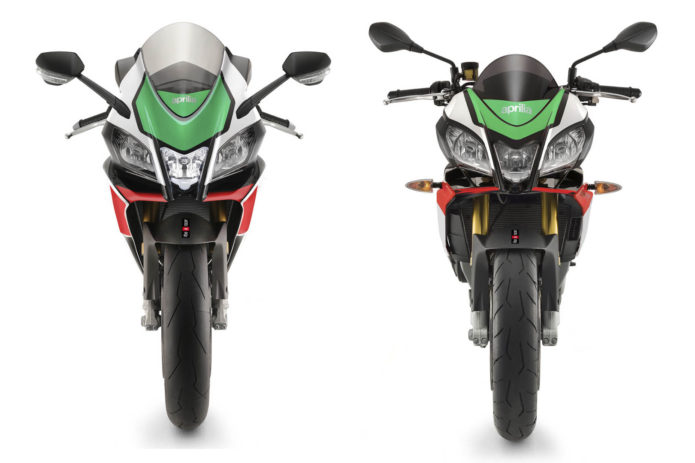 2020 APRILIA RSV4 AND TUONO RR MISANO LIMITED EDITIONS FIRST LOOK
